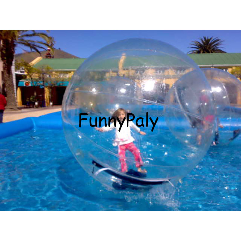 2m Water Walking Walker Zorb Ball Inflatable PVC On-Water Roll Ball HOT ON SALE