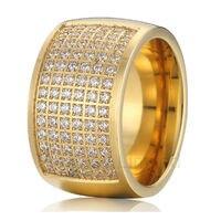 Professionele en betrouwbare sieraden designer online bron beste gift voor vrouwen vintage wedding band zirconia ringen