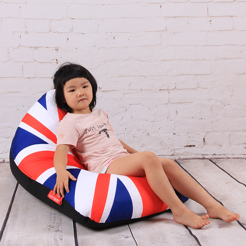 printed sequins Picture - More Detailed Picture about Baby Bean Bag UK Flag Print Without ...