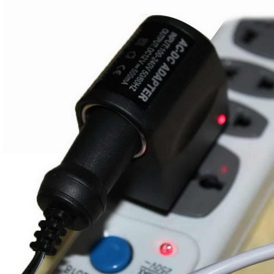 Baru EE4104 110 V-220 V AC Ke 12V DC Uni Eropa Mobil Power Adaptor Converter Rumah Tangga Mobil Rokok listrik Power Hot Jual
