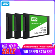 Western Digital WD SSD GREEN PC 120GB 240GB 480GB Internal Solid State Drive Sabit Hard Disk