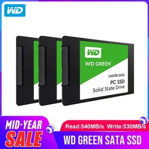 Cheapest Price Western Digital WD SSD GREEN PC 120GB 240GB 480GB Internal Solid State Drive  Sabit Hard Disk SATA3 6GB/s For Laptop — iroyaaetetn