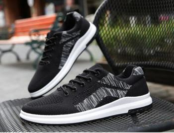 2018 autumn new business casual men's shoes daily light travel shoes outdoor sports shoes 06