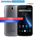 Doogee Y100 pro мобильные телефоны 5.0 Дюймов HD 2 ГБ RAM + 16 ГБ ROM Android 5.1 Dual SIM MTK6735 Quad Core 8.0MP 2200 мАч GSM WCDMA LTE GPS