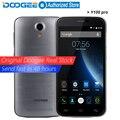 Doogee y100 pro teléfonos móviles 5.0 pulgadas hd 2 gb ram + 16 gb rom android 5.1 MTK6735 Quad Core de $ number MEGAPÍXELES Dual SIM 2200 mAH GSM WCDMA LTE GPS