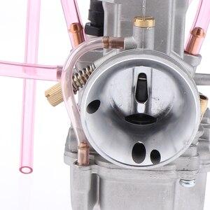Image 2 - 1 مجموعة عالمية 30 مللي متر PWK دراجة نارية المكربن و نفاثة الطاقة لياماها هوندا ل ATVs رباعية سكوتر الترابية دراجة الخ 2019 جديد