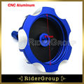 Blue Gas Fuel Tank Cap Cover For Yamaha YZ 125/250 YZ250F YZ450F YZ85 WR250F WR450F Dirt Bike Motocross Motorcycle