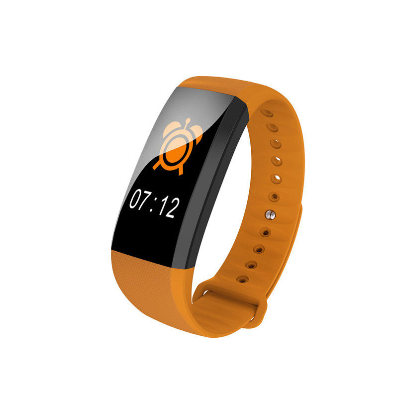 Details about M99 Color Screen Smart Band Real-time Heart Rate Monitor  Watch Sport Bracelet