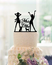 Mrs Mrs Wedding Decoration Cake Toppers Personalised Gay Cake Toppers Custom Acrylic Funny Cake Toppers Party Decoration