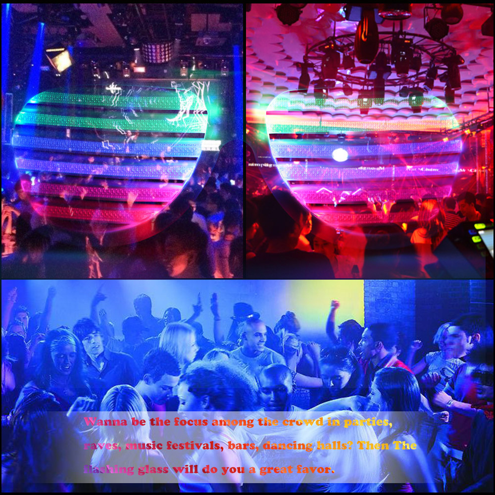 LED Glow Sound Control Gl
