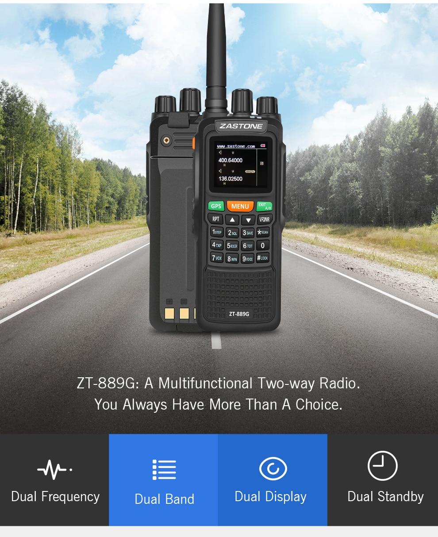 discount Radio Walkie Transceiver 6
