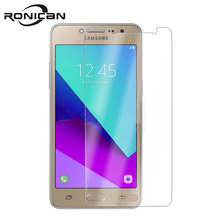 RONICAN Screen Protector Glass For Samsung galaxy j2 prime Tempered Glass For