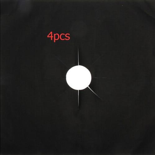 black 4pcs