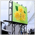 P16 outdoor led tv advertising screen billboard