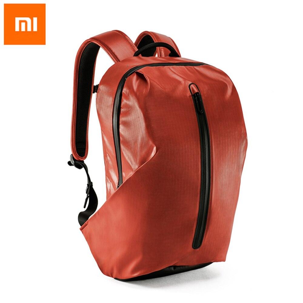 100% Xiaomi 90 весело все погоды Функция городской рюкзак Для женщин Mochila Водонепроницаемый Тетрадь компьютер рюкзак мешок школы для молодежи