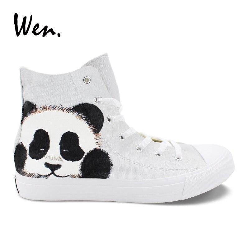 f45bf0b22 Вэнь оригинальный Дизайн пользовательские ручной росписью обувь ...
