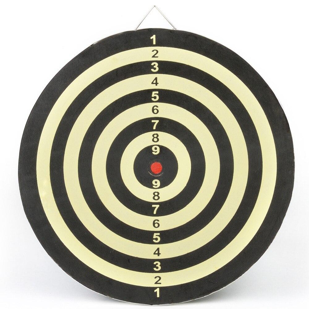 Winmax Dart Accessories 12 15 17 Inch Paper Target Game Dartboard