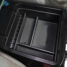 2003-2008 2009 автомобиля центральный подлокотник консоли ящик для хранения Органайзер для Toyota Land Cruiser Prado 120 FJ120 FJ 120 аксессуары