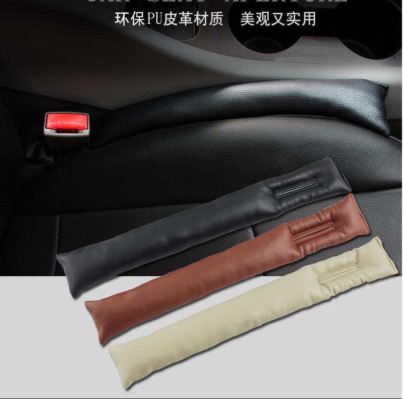Auto-styling Per Chevrolet Cruze Equinox Malibu Captiva Trax 2 Pz Styling Auto Sede Gap Filler Pad Copertura Spedizione Gratuita Beneficiale Per Lo Sperma