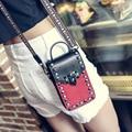 Designer Handbags High Quality Bags Women Famous Brands Panelled Cute Small Bags for Women Mini Rivet Vintage Shoulder Pochette