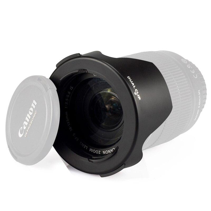 Ableto 카메라 렌즈 후드 소니 캐논 니콘 tamron 시그마 24-70mm 24-105mm 70-200mm 17-50mm 28-300mm 24-35mm 70-300mm 렌즈