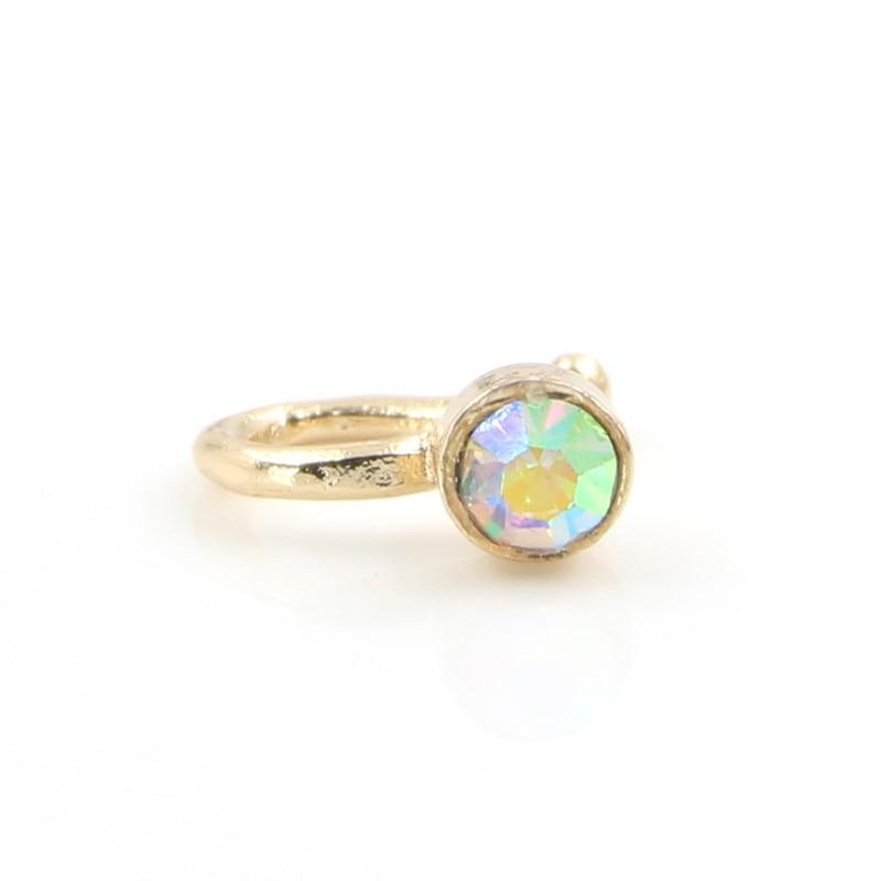 1 ST Verbazingwekkende 3 Kleuren 3 Stijlen Kristal Mevrouw Unieke - Mode-sieraden - Foto 4