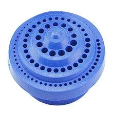 1 шт круглой формы пластиковые жесткие 100 шт 1-13 мм чехол для хранения сверл синий