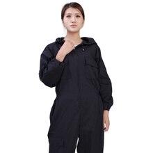 Delle Donne degli uomini di Officina Uniformi Inverno di Lavoro A Maniche  Lunghe Abbigliamento Da Lavoro bce9d259d72
