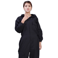 Men Women Workshop Uniforms Winter Labor Long Sleeve Workwear Uniform Work Clothing Warehouse Produce Safety Overalls 2 Colors