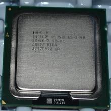 Intel Xeon E5450 SLBBM Quad-Core Processor close LGA775 CPU works on LGA 775