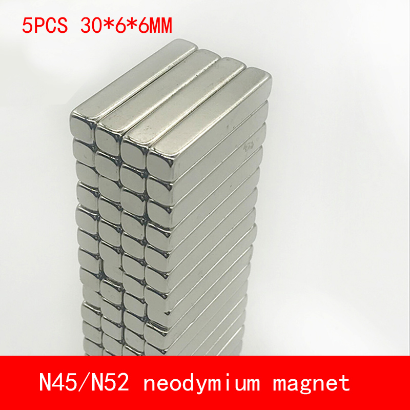 20X Strong 5mm x 12mm N45 Cylinder MagnetsRare Earth Disc Rod Neodymium