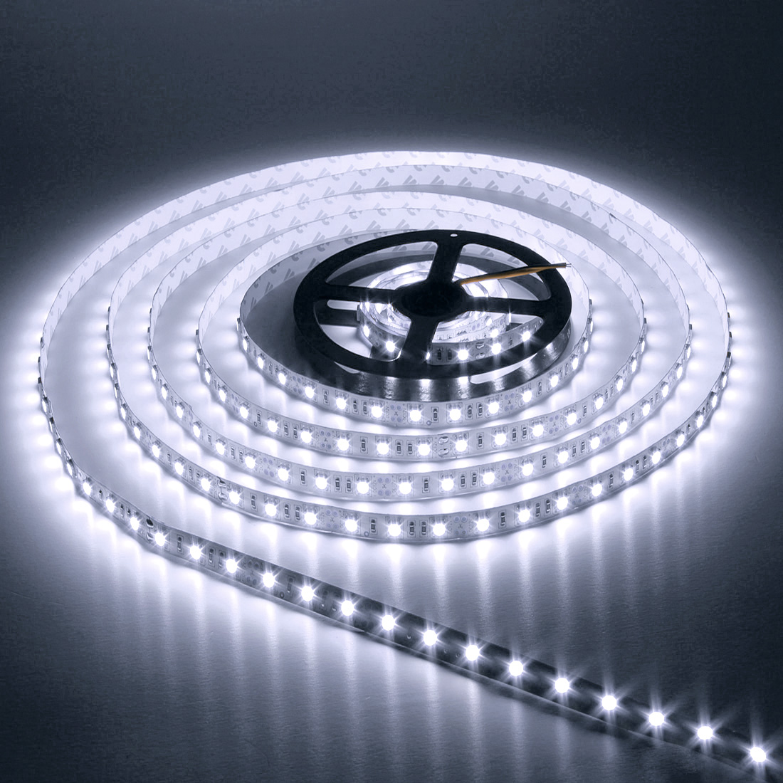 Smuxi 5M 300 LED Strip Flexible Strip Light 5050 SMD Lamp Cool/Warm White Chirstmas 12V No Waterproof LED Light