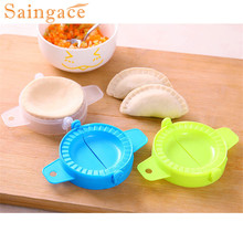 Kitchen Tools Dumpling Jiaozi Maker Device Easy DIY Mold Making New
