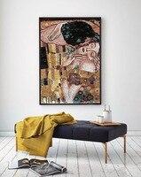 Ручной работы мозаичного искусства для вашего интерьера Климт декора дома, high end мозаики работ мозаика конструкции