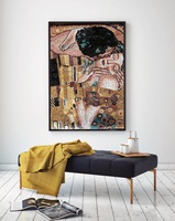 handmade mosaic artwork for your interior klimt decor home , high end mosaic artworks mosaic designs