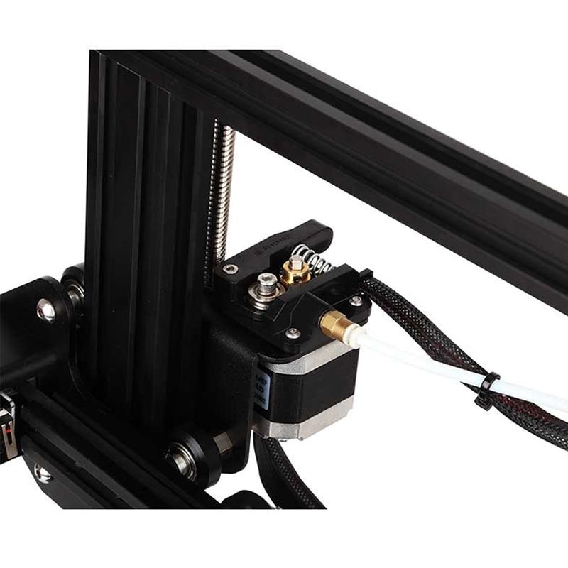 Original CREALITY 3D impresora Ender 3 o Ender 3 PRO, KIT de bricolaje, MeanWell fuente de alimentación/1,75mm PLA, ABS, PETG - 2