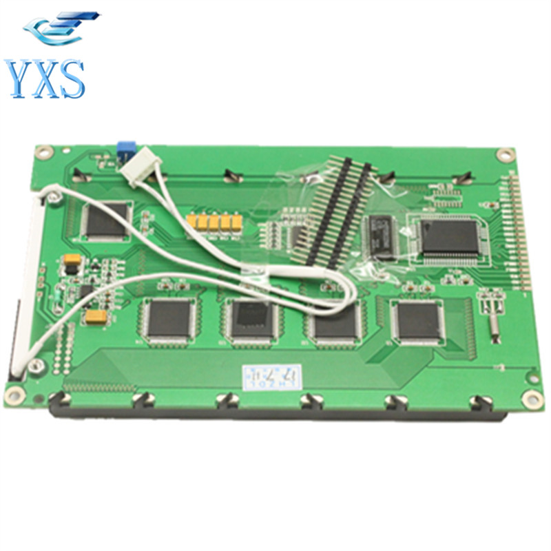 Special Offer New G242CX5R1AC Liquid Crystal Display Panel offer wings xx2449 special jc australian airline vh tja 1 200 b737 300 commercial jetliners plane model hobby