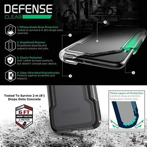 Image 4 - Túi Chống Sốc X Doria Quốc Phòng Ốp Lưng Điện Thoại Trong Suốt Dành Cho iPhone SE2 7 8 Ốp Lưng Quân Đội Cao Cấp Thả Thử Nghiệm Bảo Vệ Coque Cho iPhone 7 8 Plus