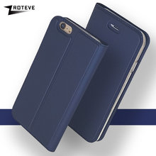 ZROTEVE For Apple iPhone 6 6S Plus Case Luxury Wallet Leather Cover iPhone6 Flip Stand S Coque