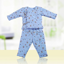 LeJin Baby Boys Clothing Set Infant Coat Outerwear with Tie for Newborn in Autumn Winter