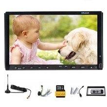 Stereo GPS AMP Music 7″ Navi Accessory Video Sub MP4 RDS Car DVD Player Head Unit PC In Dash 3D Digital TV Radio
