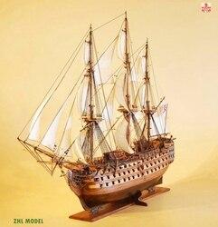 ZHL Victory modell schiff holz