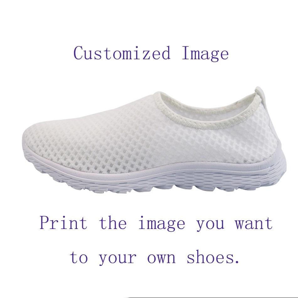 Las gorras de Noisydesigns imprimen la moda de las mujeres zapatos - Zapatos de mujer - foto 5