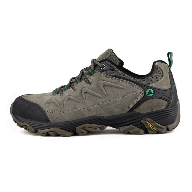 dd915c2ae62 HUMTTO Men Hiking Shoes Non-slip Wear-resistant Climbing Shoes ...