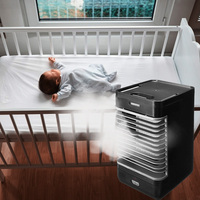Portable Air Conditioner Fan Mini Electric Air Cooler For Room Air Fan Cooler Arctic Cooling Humidifier Purifier Fan For Room