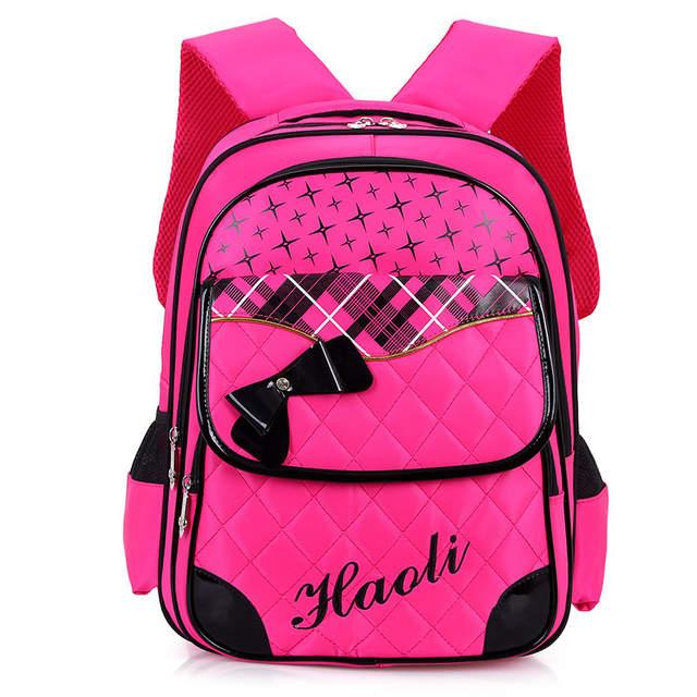Online Shop 2018 Children School Bags Girls Orthopedic Backpacks