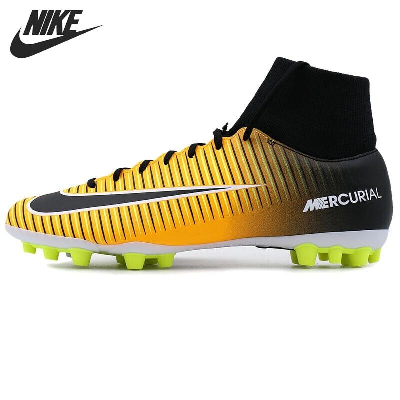 Original New Arrival 2017 NIKE VICTORY VI DF AG-R Men's Soccer/Football Shoes Sneakers original new arrival nike mercurialx victory vi cr7 tf men s soccer shoes football sneakers