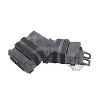 FastMag Heavy 7.62mm Style Magazine Pouch 2pcs/Set for 7.62 Mag (Typhon )