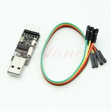 STC For Arduino PRO USB2.0 To TTL 6Pin CH340G Converter for Instead of CP2102 PL2303