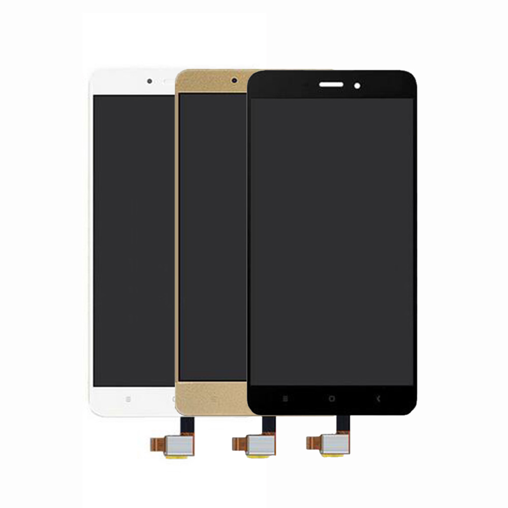 For Hongmi Note 4 Pro LCD Display Touch Screen Digitizer Assembly Replacement For Xiaomi Redmi Note 4 Pro Prime Cell Phone Parts for xiaomi mi note pro lcd display 2k touch screen tools 100% new digitizer 2560x1440 5 7 assembly replacement for phone